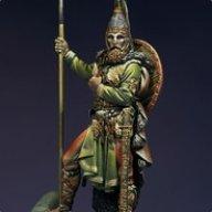 Ancient Slavic Warlord